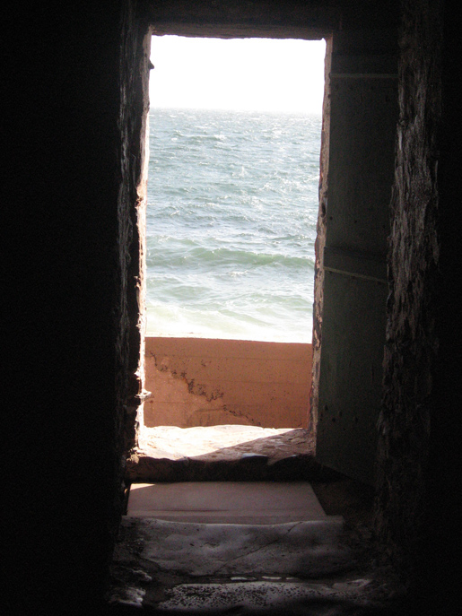 Peering through the Door of No Return
