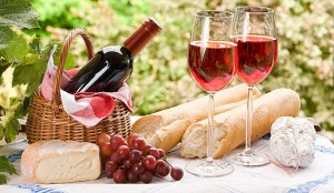 Part of the joy of a journey through France is the food and wine.