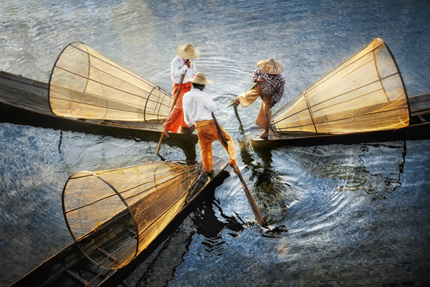 Fishermen, Smithsonian Photo Contest