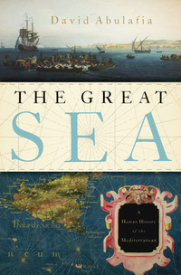The Great Sea - cover image