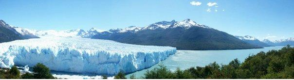 The Perito Moreno Glacier. Photo: Allison Dale