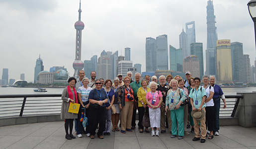 Smithsonian Tour on the Bund, Shanghai